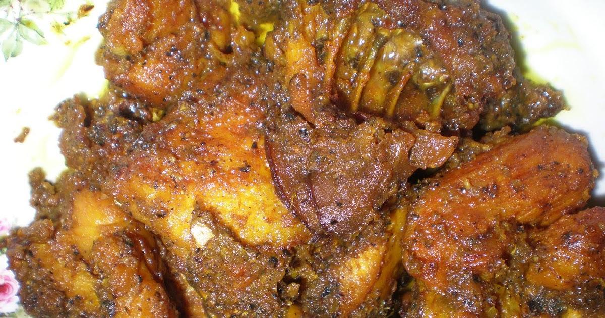 Resepi Ikan Haruan Masak Kicap - Kota Joglo