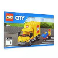 Furgonetka LEGO