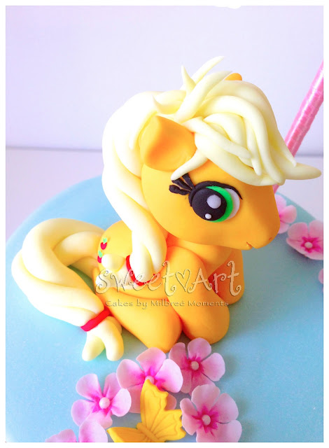 Sweet Art Cakes By Milbre 233 Moments Keren S My Little Pony