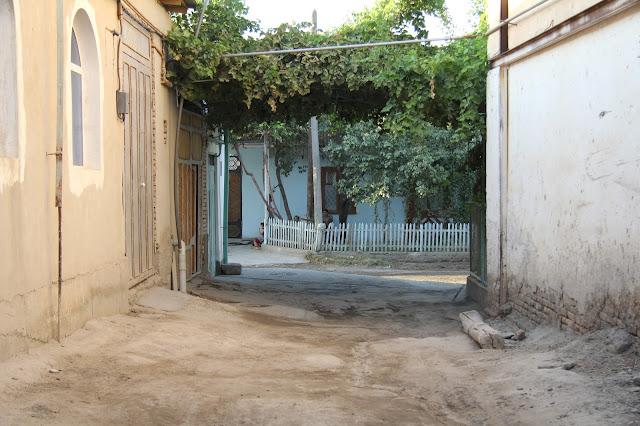 Ouzbékistan, Boukhara, © L. Gigout, 2012