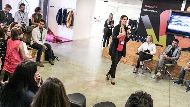 Elena Gil at BD4SG