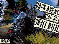 [Dragon Nest] Dark Avenger Cap 95 Skill Build