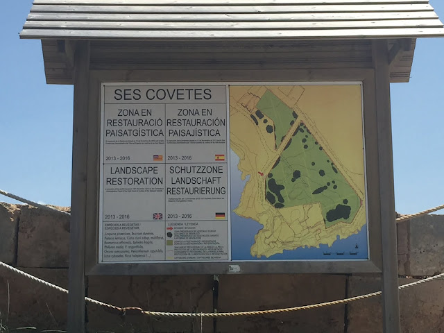 Praia de Ses Covetes, Mallorca.