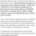 COMUNICADO CAGECE: MORADORES DE CHAVAL E BARROQUINHA