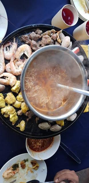 Labo Labo Steamboat & BBQ Alor Setar, steamboat buffet, steamboat restaurant malaysia, food, kedah steamboat, best steamboat food,