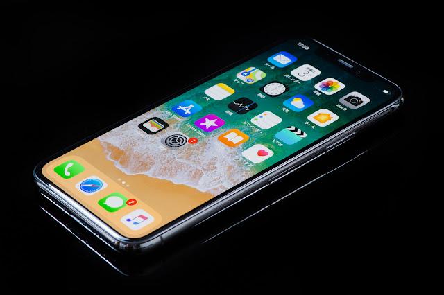 スマートフォン用のアプリケーション