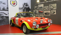 Fiat Abarth 124 Rally GR.4, 1974