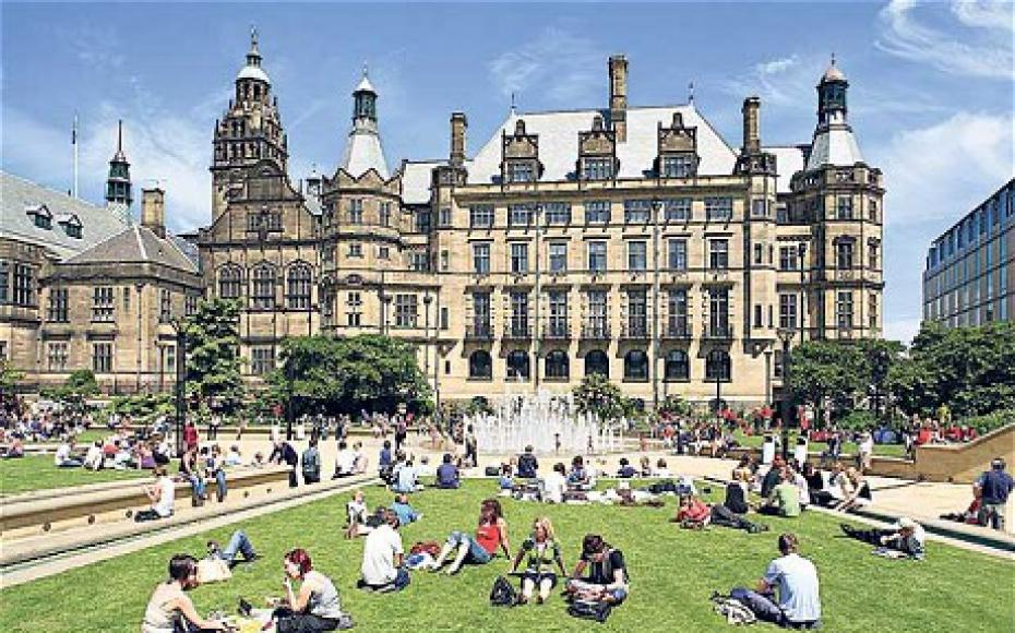 University of Sheffield International Undergraduate Scholarship in UK, 2019