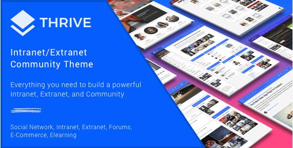 Thrive v3.1.0