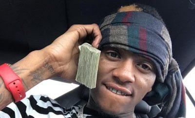 """PHOTO: Soulja Boy- """"Whole Lot Of Money"""""""