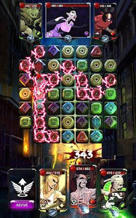 Shadow Wars: Puzzle RPG Hack Mod