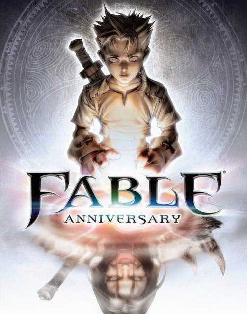 Fable Anniversary 2014 Game - Welcome To Games Centre