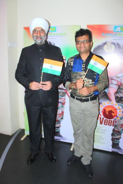14. Col. Harbhajnik Singh with Dr. Aneel Murarka