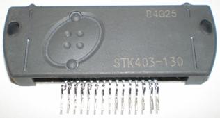 STK 403-130 actual