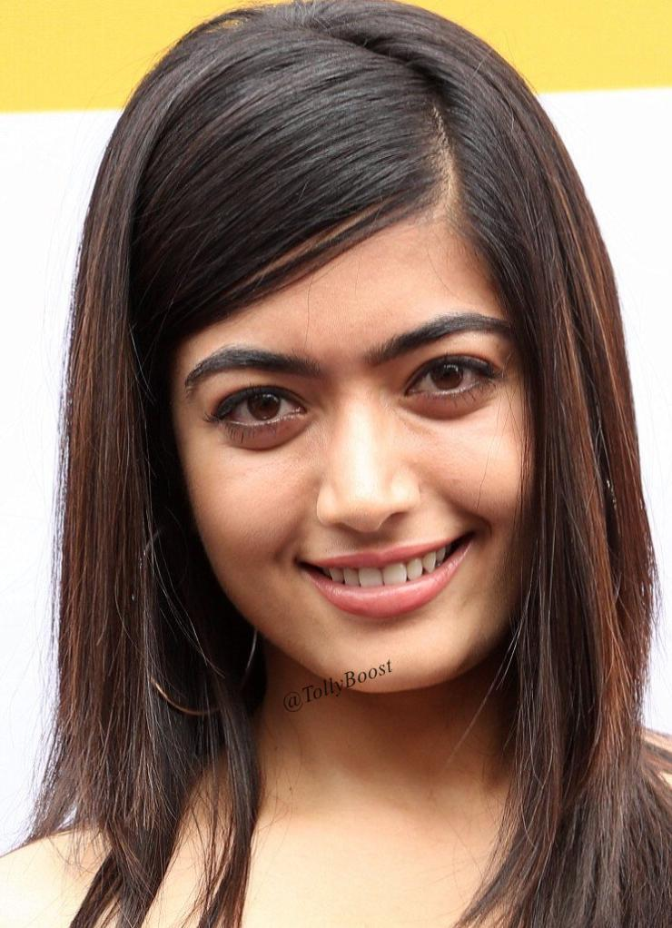 Indian Girl Rashmika Mandanna Hot