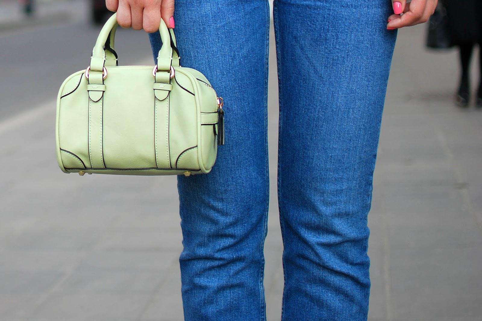 тренд микро сумки, costa de la moda blog, irina pavlova blog, уличная моды 2016 сумки