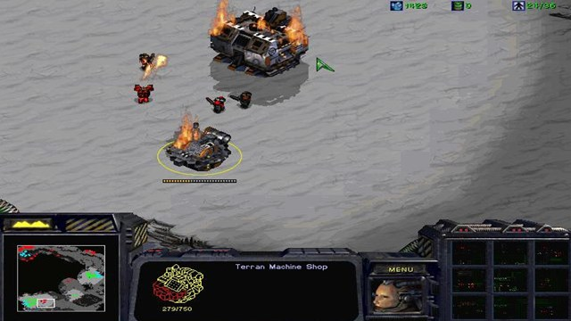 Download Starcraft Brood War PC Games Gameplay