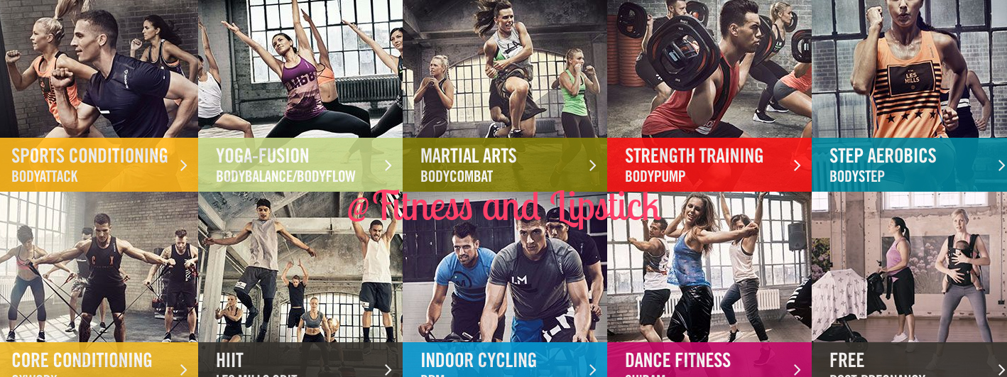 Les Mills On Demand Subscription Review - Fitness and Lipstick