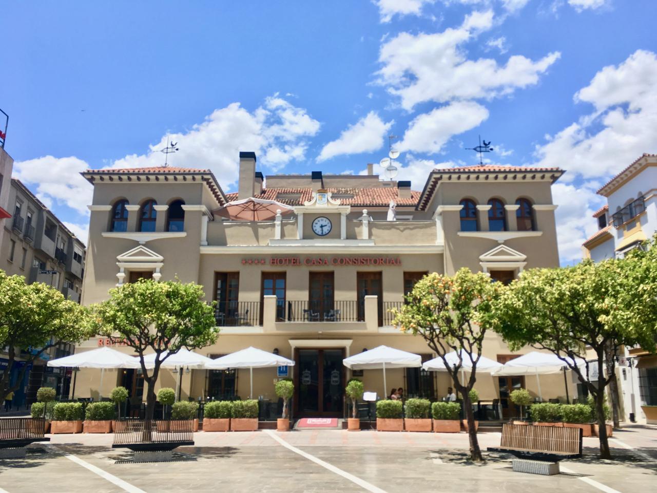 Hotels in Fuengirola - Casa Consistorial
