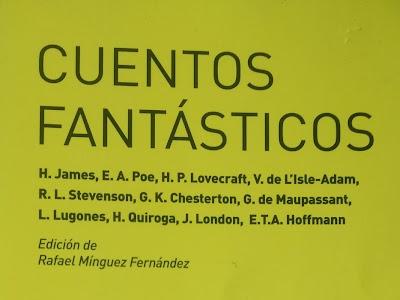 Cuentos fantásticos (Akal Literaturas) (2012)