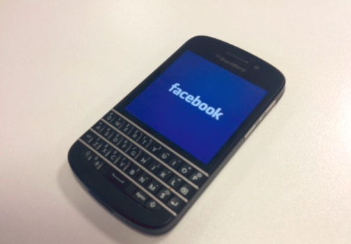 Download Blackberry Facebook App