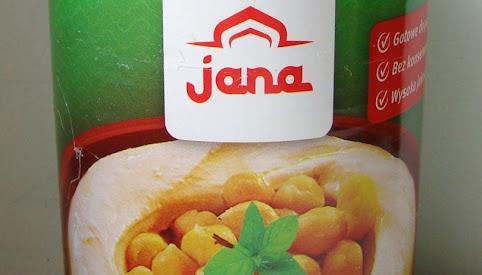 Hummus, Jana