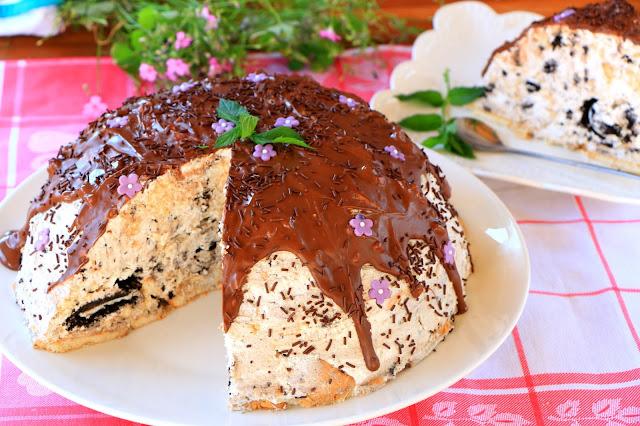 Sladoled-torta-sa-oreo-keksom