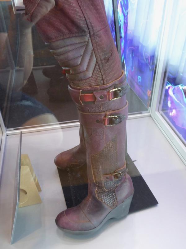 Guardians of the Galaxy 2 Nebula costume boot
