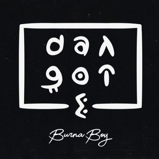 Burna Boy release title Dangote