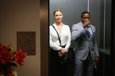 Katherine Heigl and Dule Hill in Doubt Series (24)