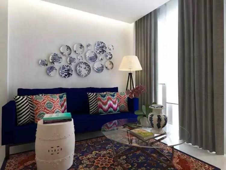 11 Desain interior ruang tamu Residential Project South Jakarta karya MA Interior Design Sumber arsitagcom