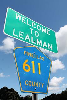 Llegando a Lealman