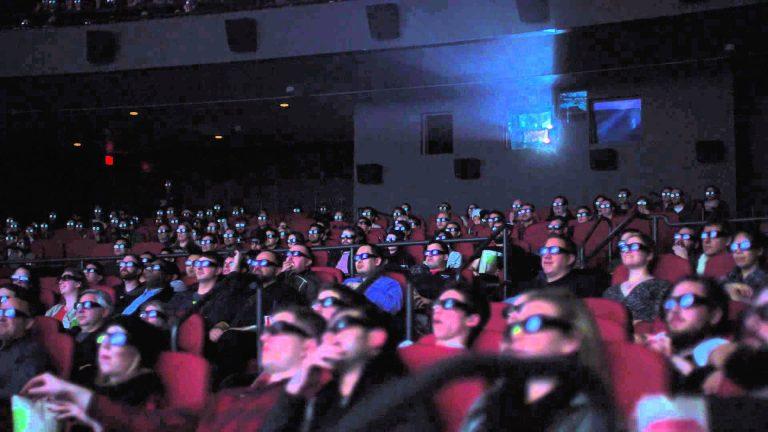 Avatar 2 podría verse en 3D sin usar gafas