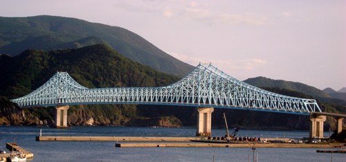 Ikitsuki Bridge Hirado