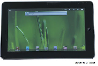 iRulu MID Google Android 2.3 tablet review