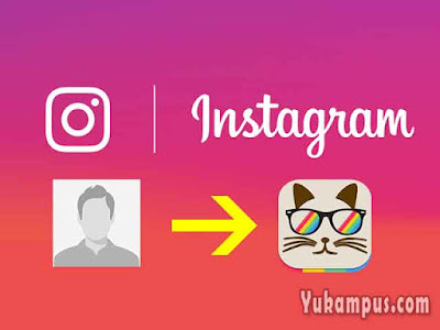 cara ganti foto profil instagram