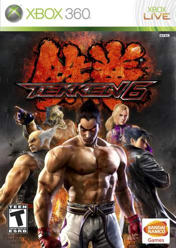 Tekken 6 (JTAG/RGH) Xbox 360 Torrent