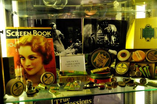 Lady by Choice Hollywood Boulevard deco Hollywood Museum