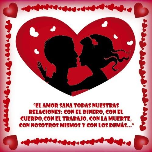 Frases de Amor para San Valentin, parte 1