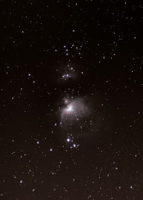 orion nebula 300mm
