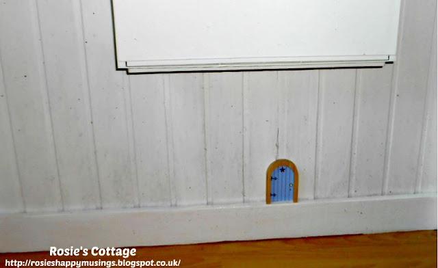 Fairy Door Finds A Home...