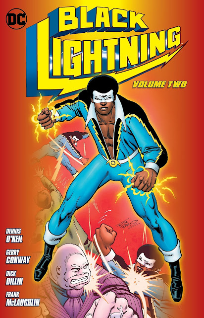 Black Lighting Volume Two is the kind of collection of vintage comics that I love. Itu0027s a batch of Bronze Age comics many never collected from a wide ...  sc 1 st  Rip Jaggeru0027s Dojo & Rip Jaggeru0027s Dojo: Black Lightning Strikes Twice!
