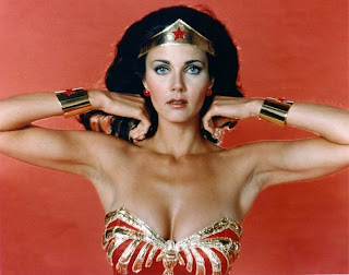 sexy Lynda Carter Wonder Woman