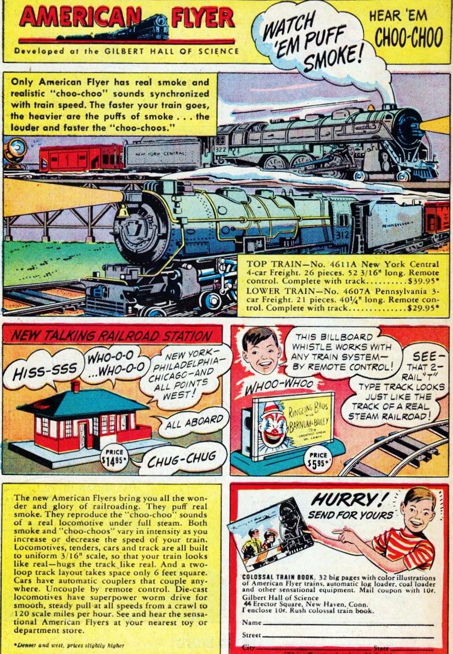 American Flyer's Vintage Ads