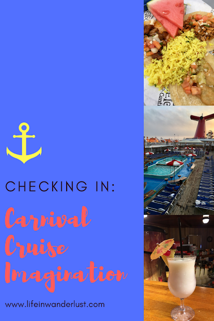 Carnival Cruise Imagination Review