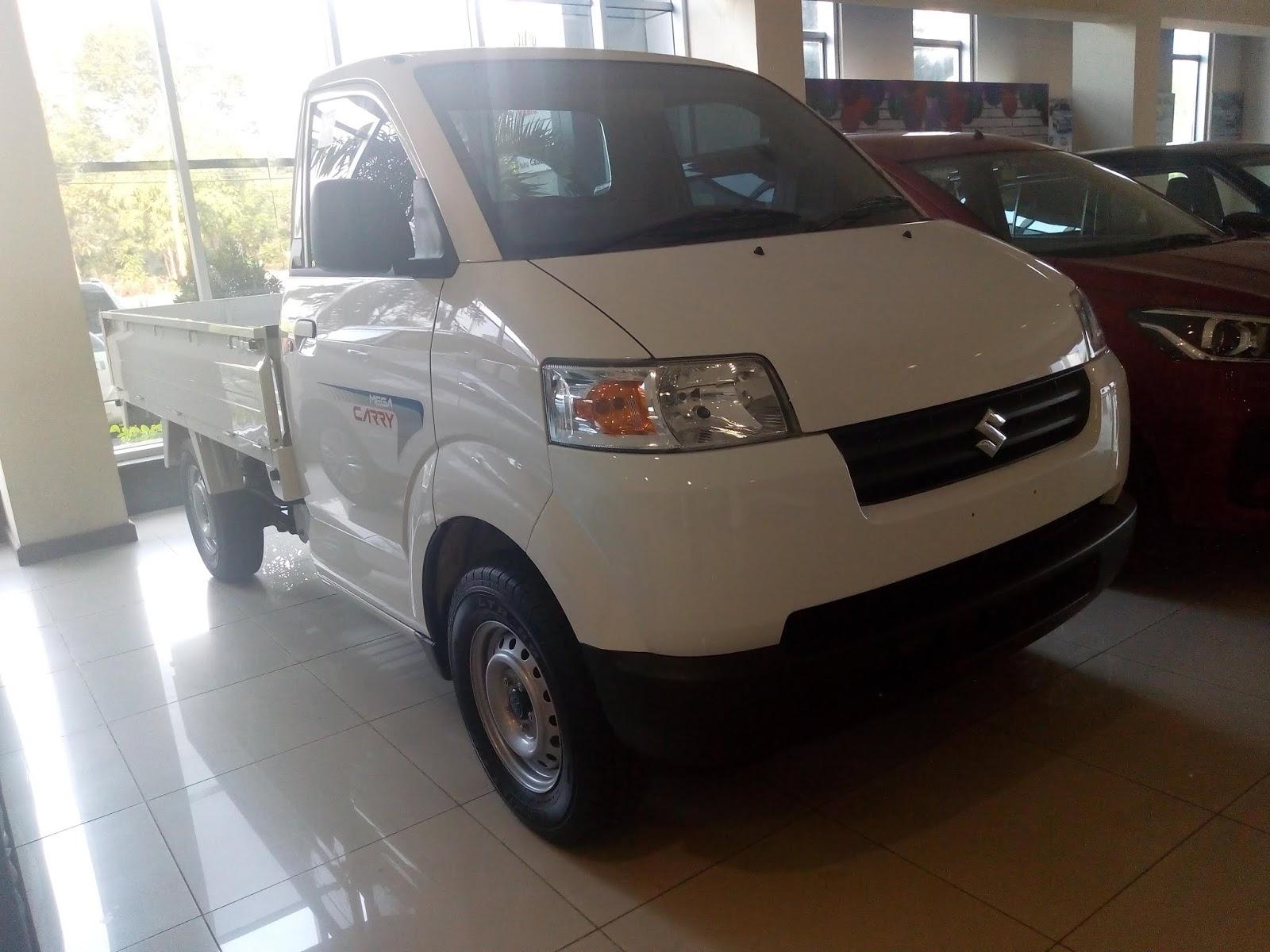 Suzuki Pick Up Mega Carry