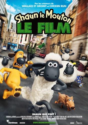 Cinéma - Shaun le Mouton le Film