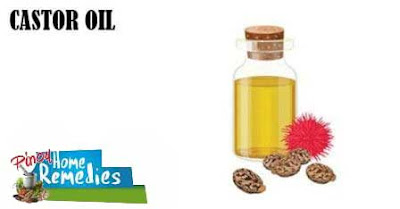 Home Remedies For Mucocele (Mucous Cyst): Castor Oil