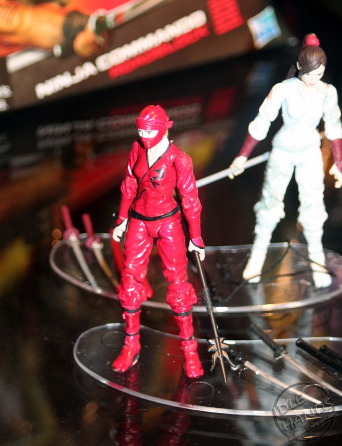 Idle Hands: Toy Fair 2012 : G I  Joe Retaliation