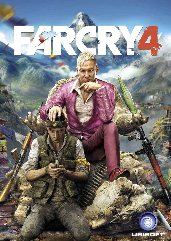 Far Cry 4 Game Land